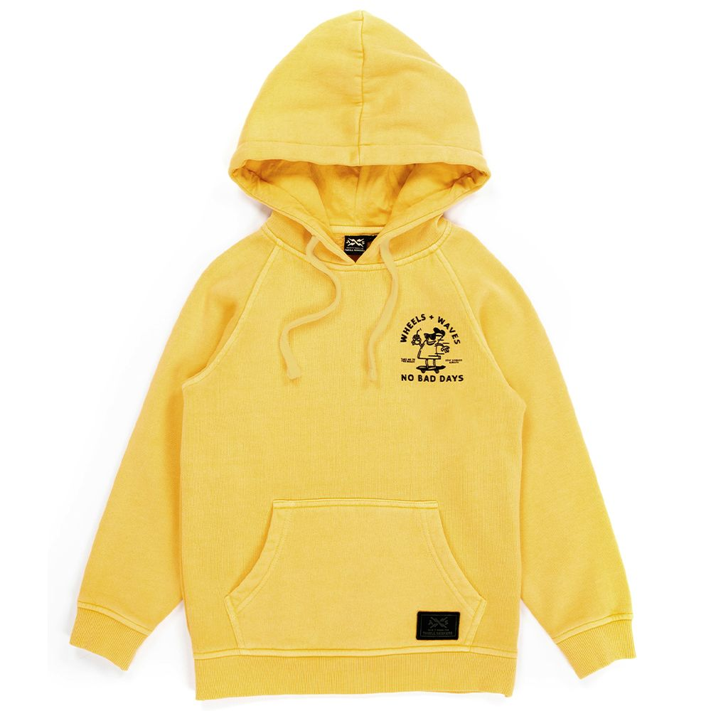 Alphabet Soup Stay Golden Hoodie