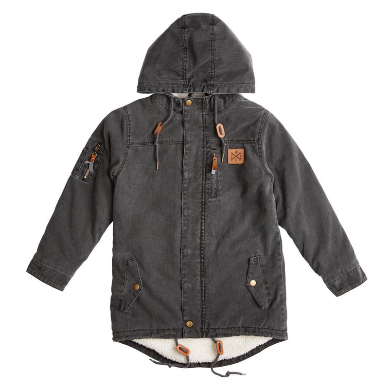 Alphabet Soup Summit Parka - Threads for Boys