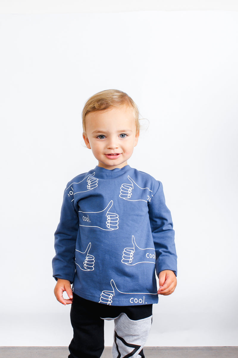 Tiny Tribe Cool Tee - Threads for Boys