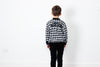 Tiny Tribe Laters Checker Jacket - Threads for Boys