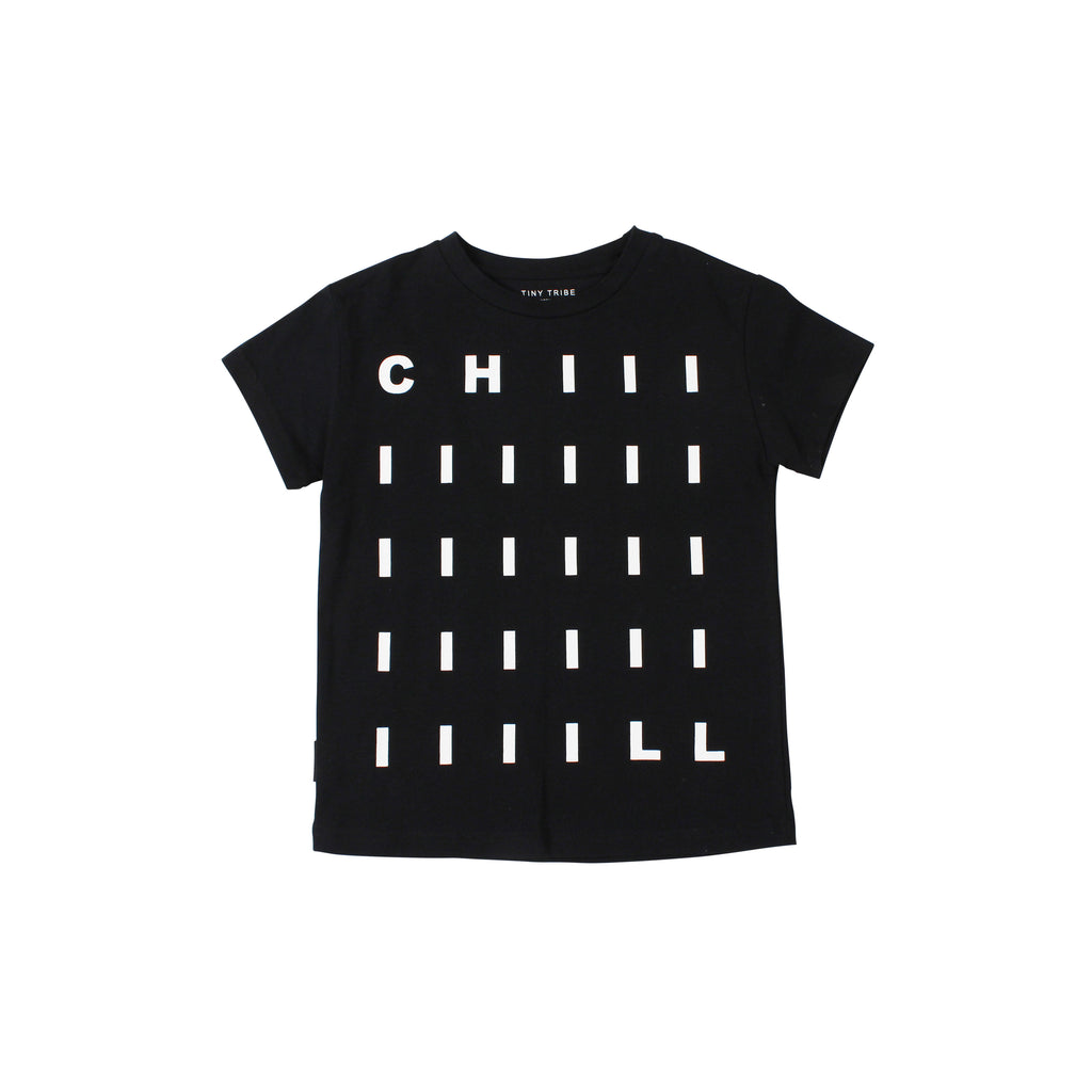 Tiny Tribe Chill Baby Tee
