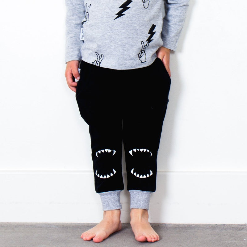 Tiny Tribe Teeth SweatPant - Threads for Boys