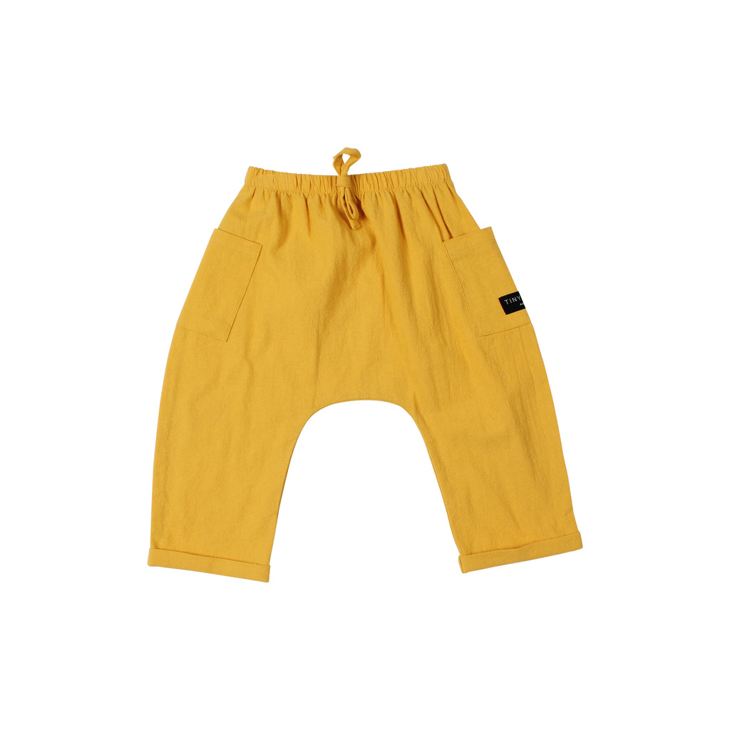 Tiny Tribe Mustard Pants