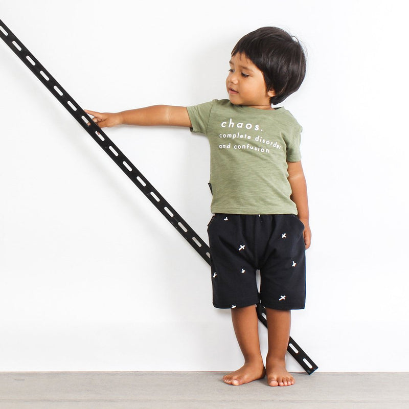 Tiny Tribe Chaos Tee - Threads for Boys
