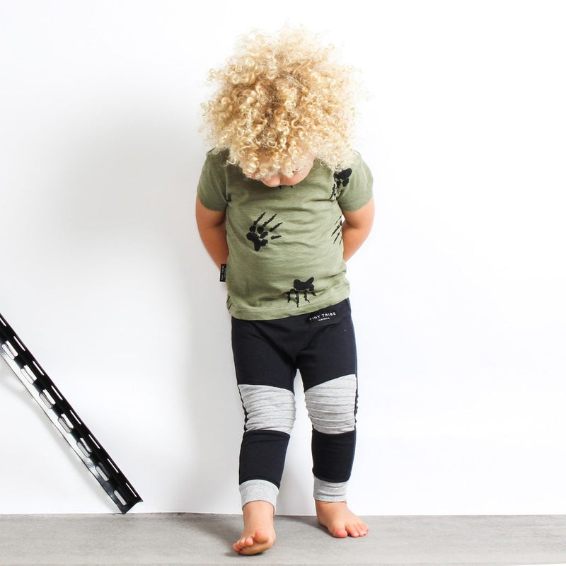 Tiny Tribe Sweatpant Black - Threads for Boys