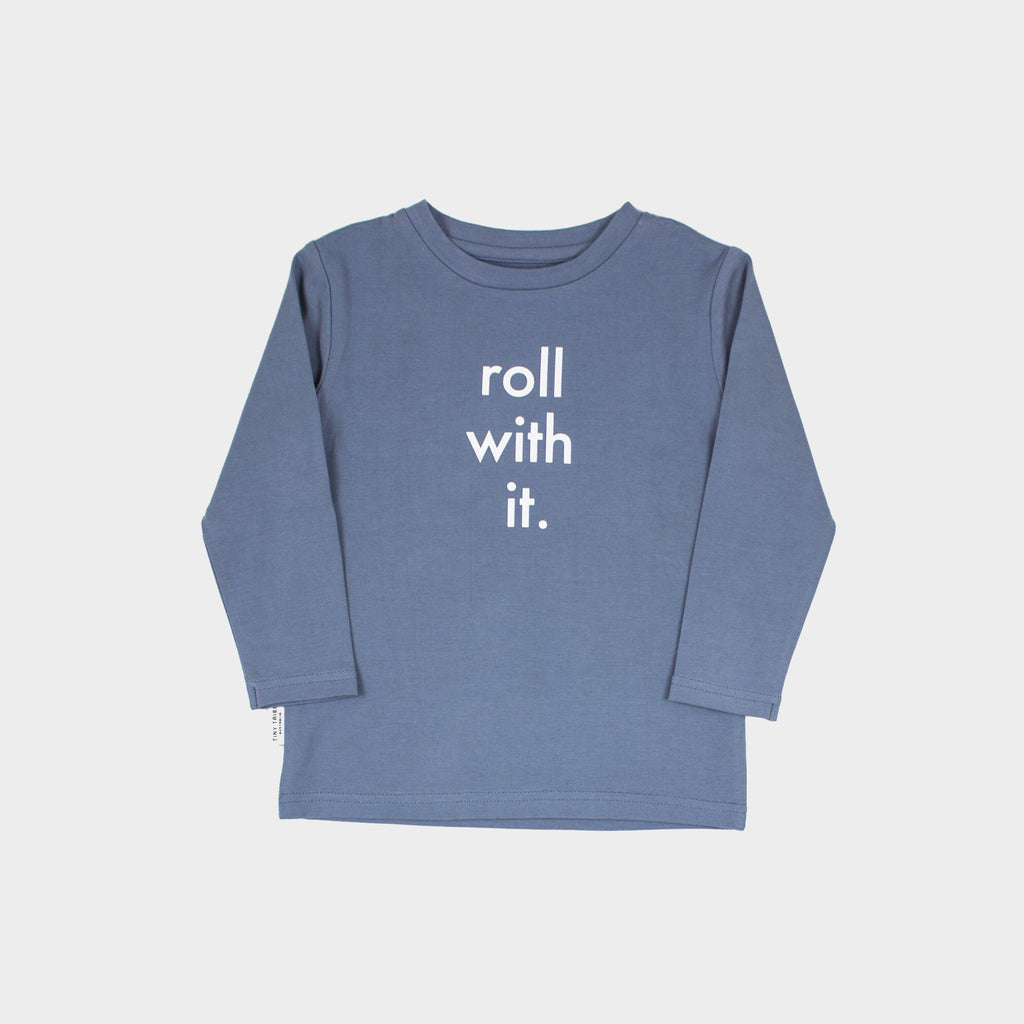 Tiny Tribe Roll With It Tee - Threads for Boys
