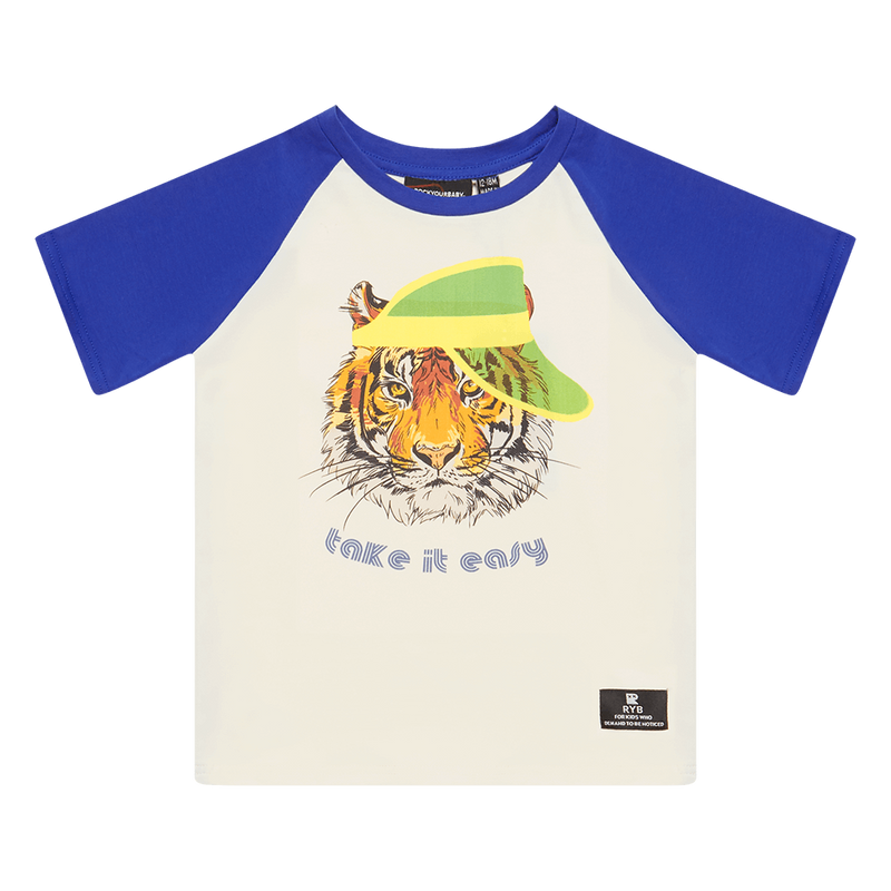 PRE-ORDER Rock your Baby Take it Easy Baby T-Shirt