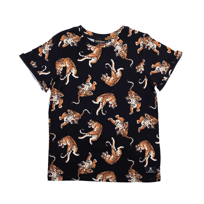 Rock your Baby Tiger T-Shirt - Threads for Boys