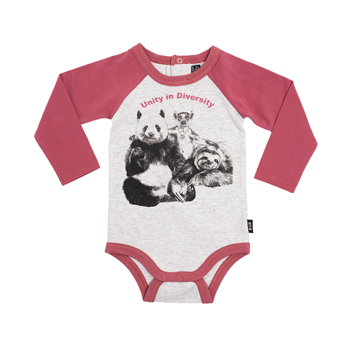 Rock Your Baby Unity Bodysuit - Threads for Boys