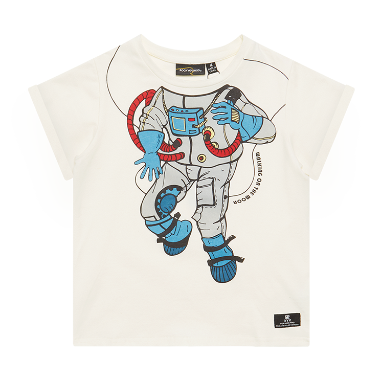 Rock your Baby Walking on the Moon T-Shirt