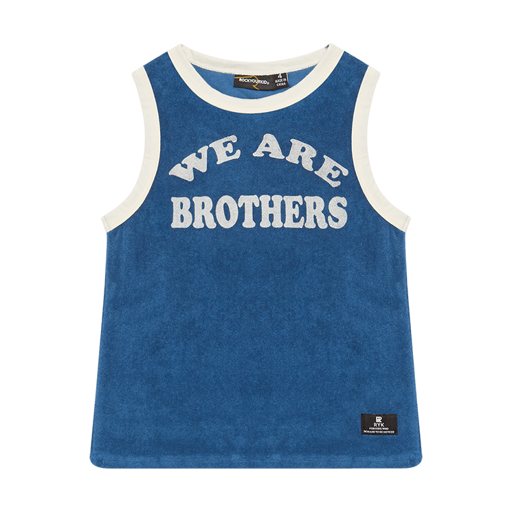 Rock your Baby We Are Brothers Singlet