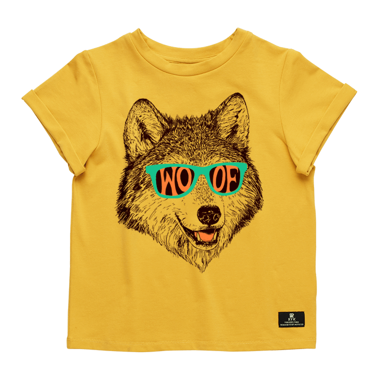 Rock your Baby Woof T-Shirt