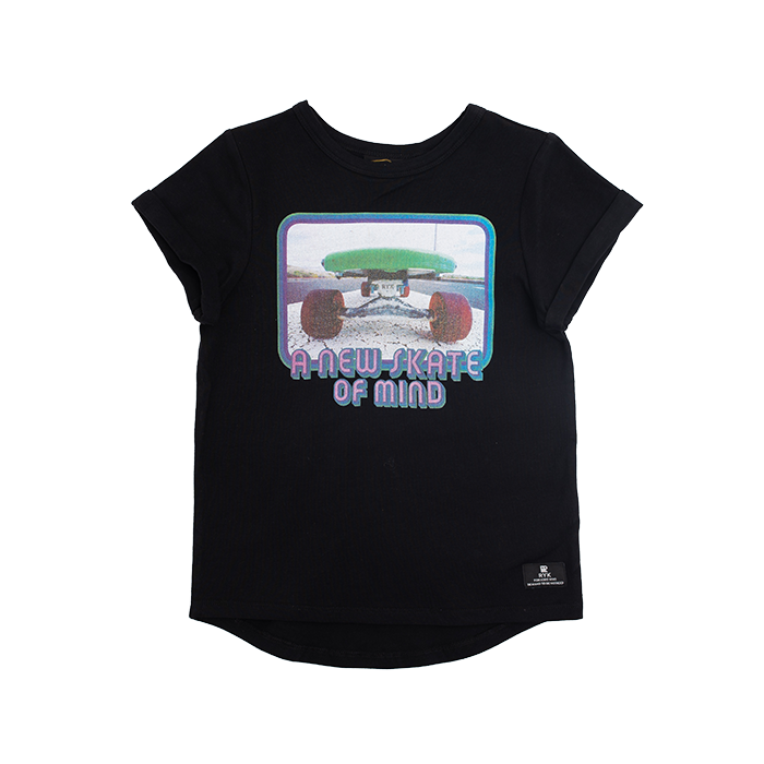 Rock your Baby A Skate of Mind Tee - Threads for Boys