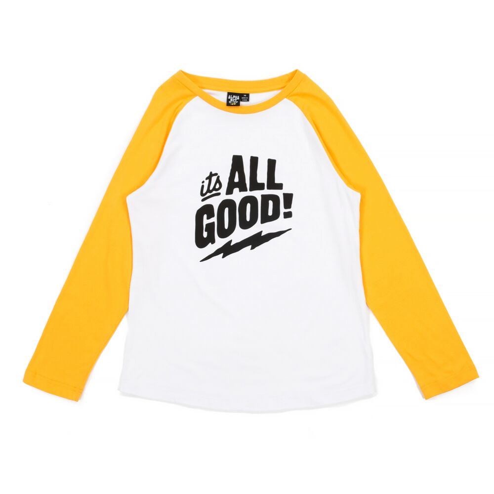 Alphabet Soup All Good Tee - Threads for Boys