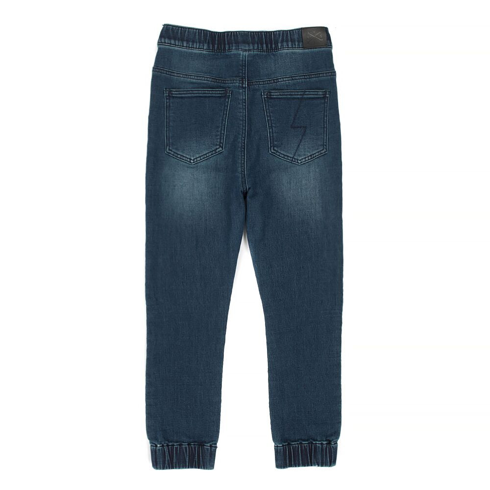 Alphabet Soup Lazy Jogg Jean - Threads for Boys