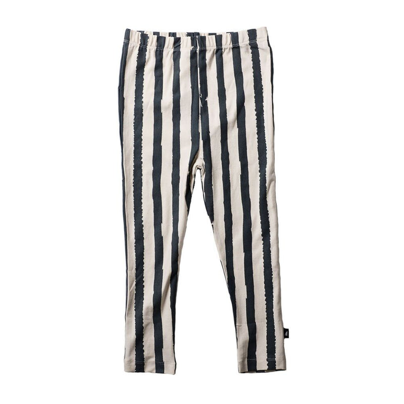 Anarkid Grunge Stripe Leggings - Threads for Boys