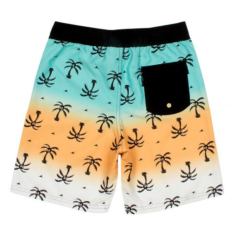 Alphabet Soup Paradise Boardshort - Threads for Boys