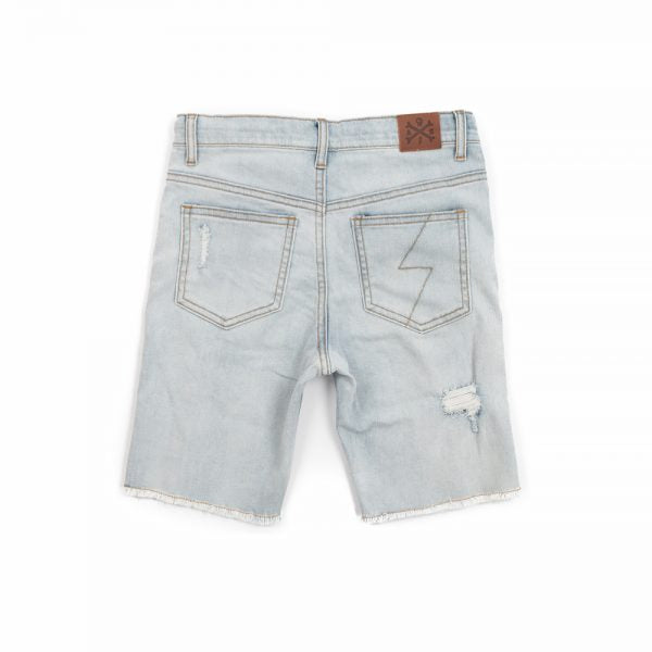 Alphabet Soup Reckless Short - Threads for Boys