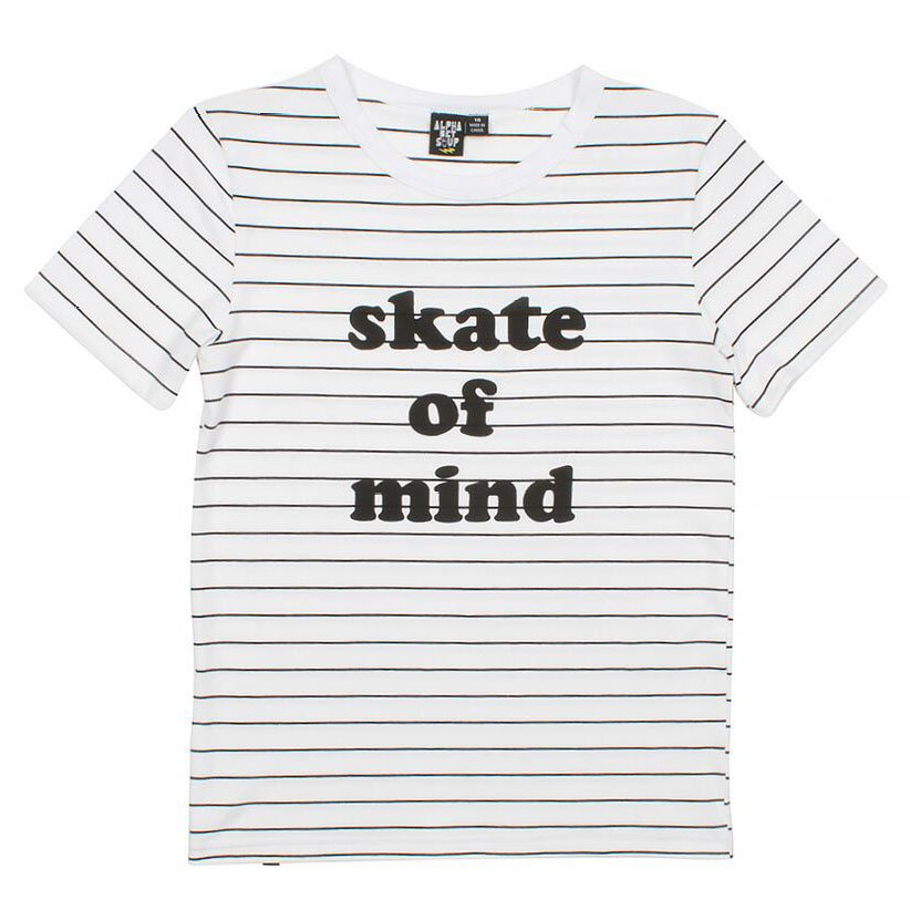Alphabet Soup Skate of Mind Tee - Threads for Boys