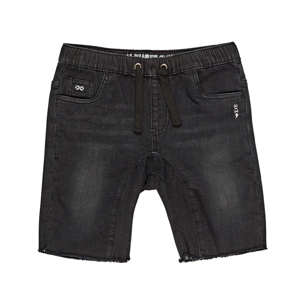 Alphabet Soup Jogg Jean Short - Threads for Boys