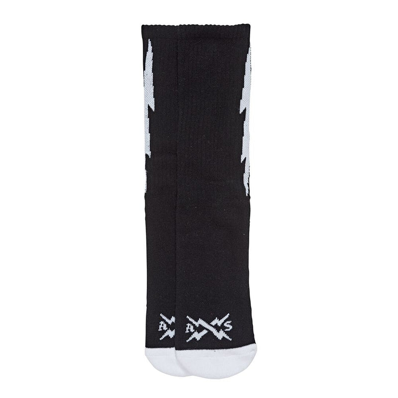 Alphabet Soup Bolt Black Socks - Threads for Boys