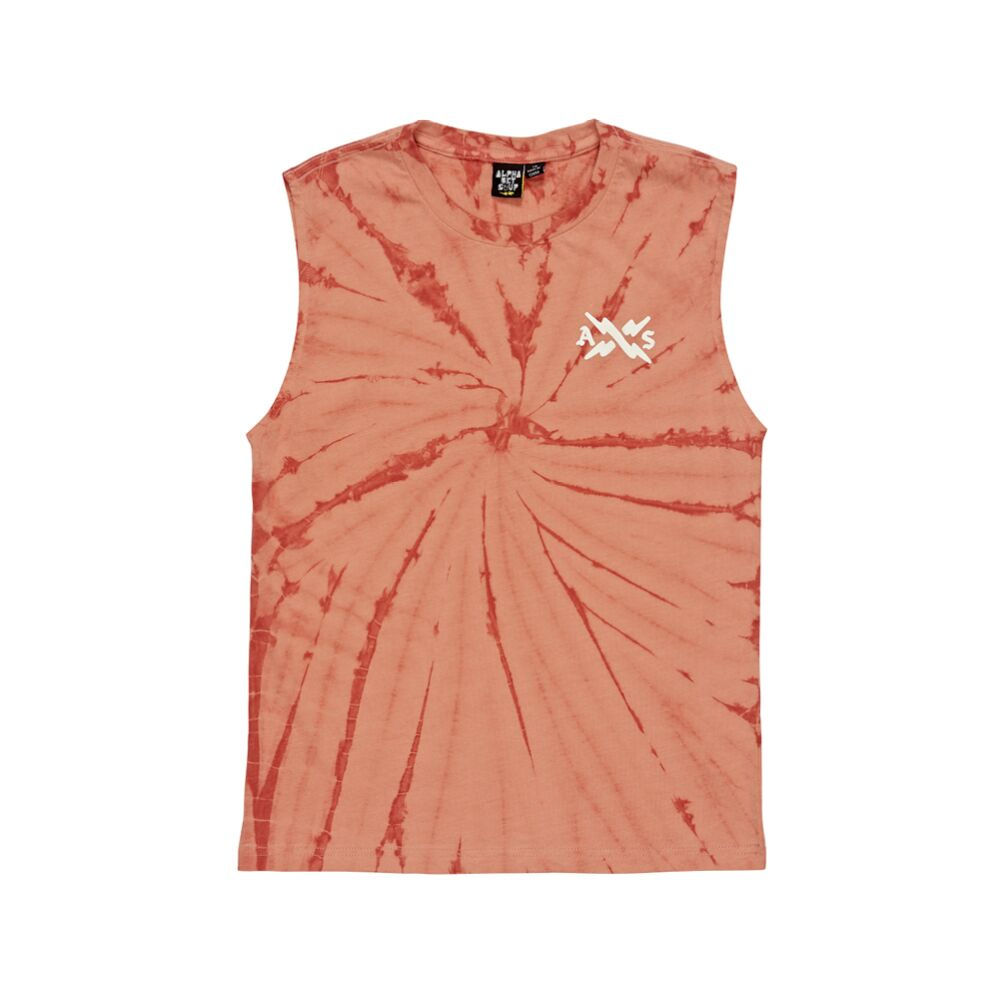 Alphabet Soup Canyon Tank - Threads for Boys