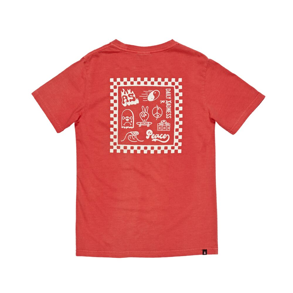 Alphabet Soup Check It T-Shirt - Threads for Boys