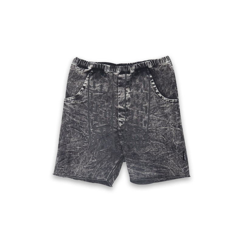 Claws Relaxed denim shorts - Threads for Boys
