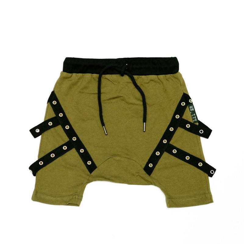 Lil Commando Shorts Khaki - Threads for Boys