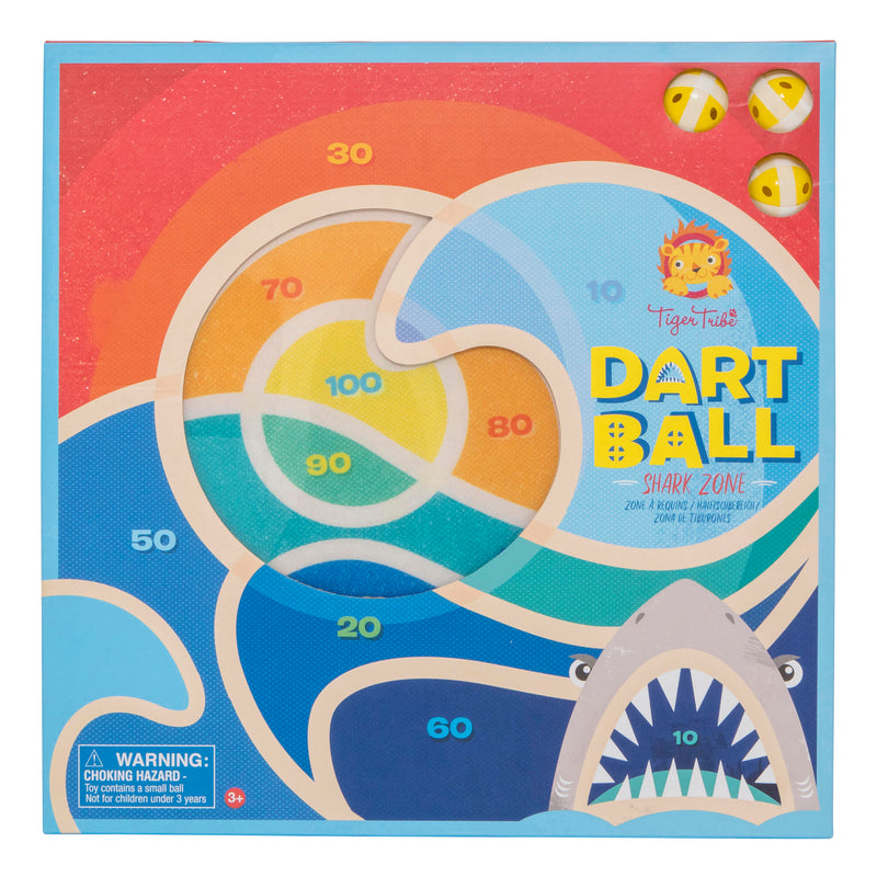 Tiger Tribe Dart Ball - Shark Zone - Threads for Boys