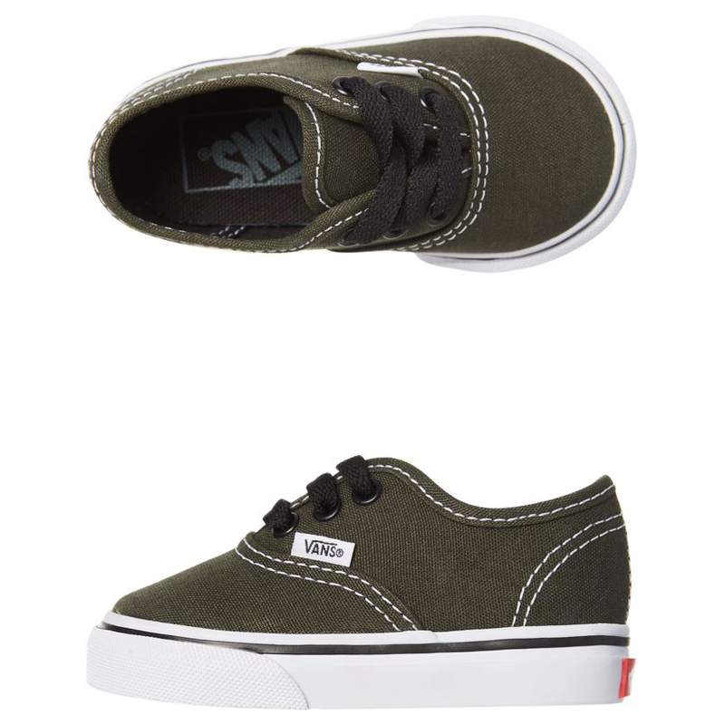 Vans Authentic Duffel Shoe - Threads for Boys