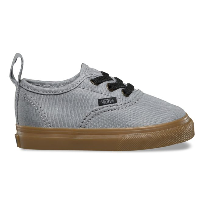 Vans Toddler Gum Authentic Lace - Threads for Boys