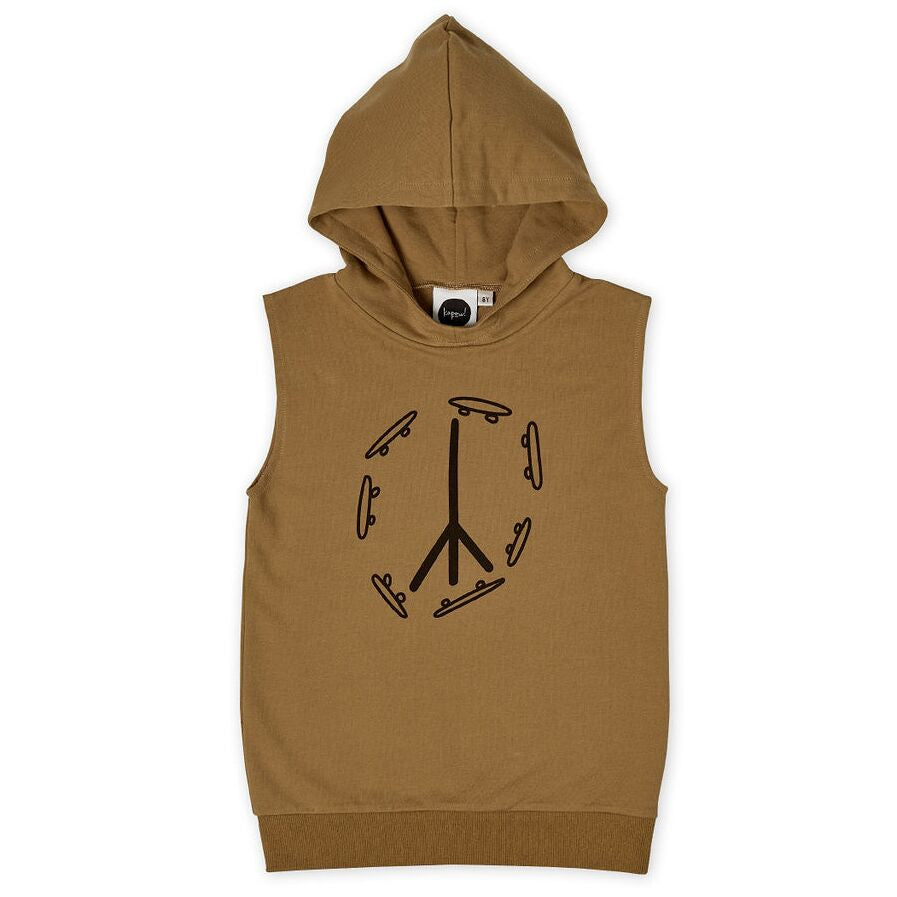 Kapow Kids Skate & Peace Vest - Threads for Boys