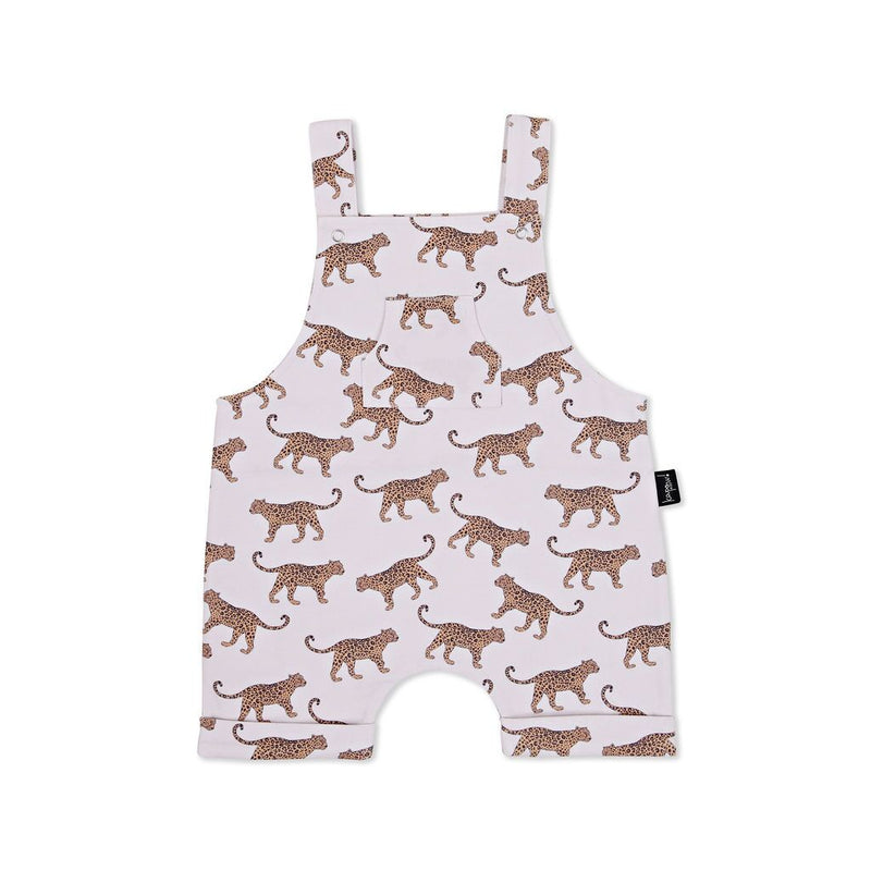 Kapow Leopard Overalls - Threads for Boys