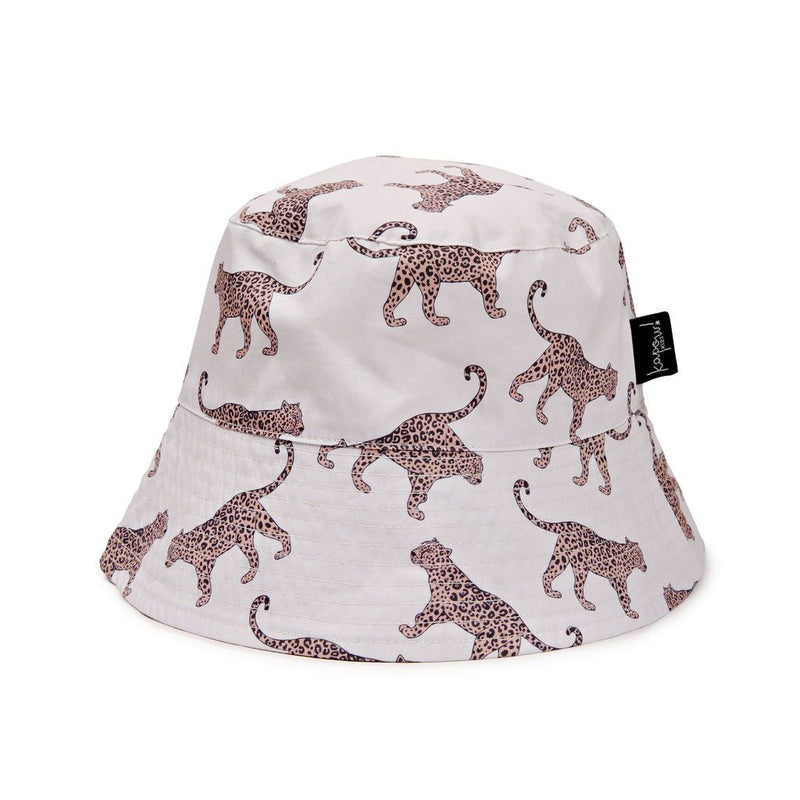 Kapow Leopard Sun Hat - Threads for Boys