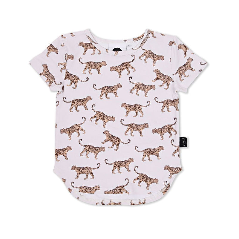 Kapow Leopard Tshirt - Threads for Boys