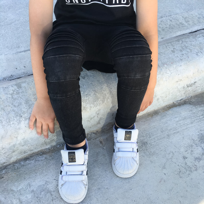 Skinny Leg Stretch Denim Jegs - Threads for Boys