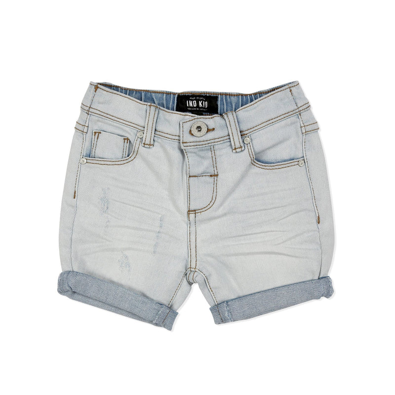 Indie Kids Denim Sawn Short