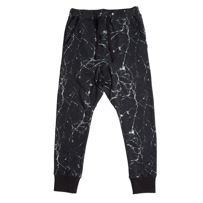Alphabet Soup Marble Trackpants - Threads for Boys