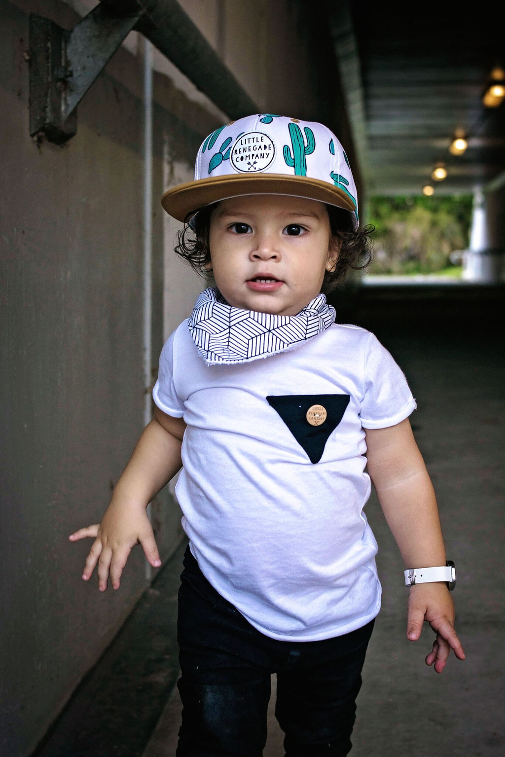 Mexicana Snapback Hat - Threads for Boys
