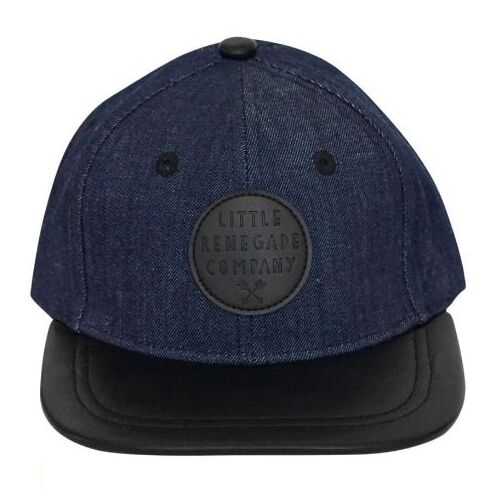 Midnight Denim Cap - Threads for Boys