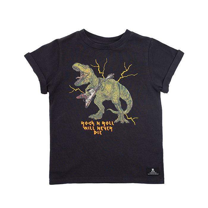 Rock your Baby Never Die Tee - Threads for Boys