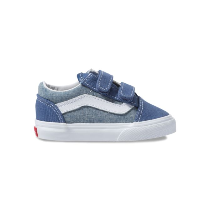Vans Old Skool V Chambray - Threads for Boys