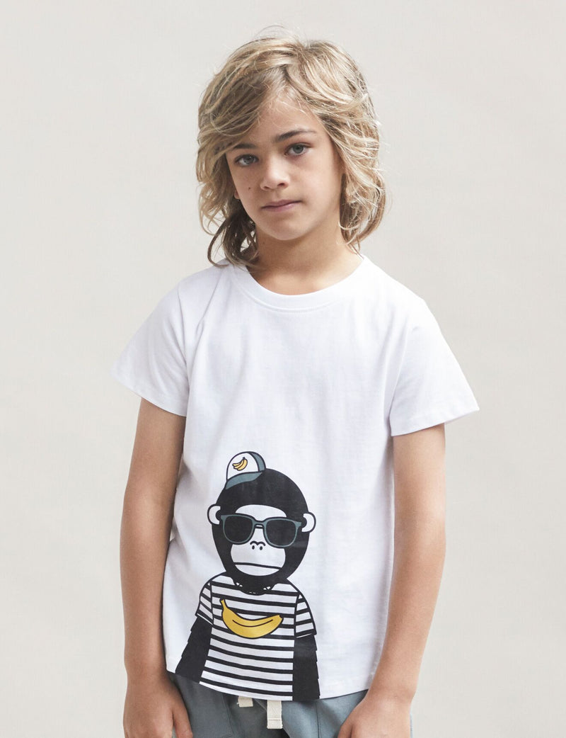 Huxbaby Gorilla T-Shirt - Threads for Boys