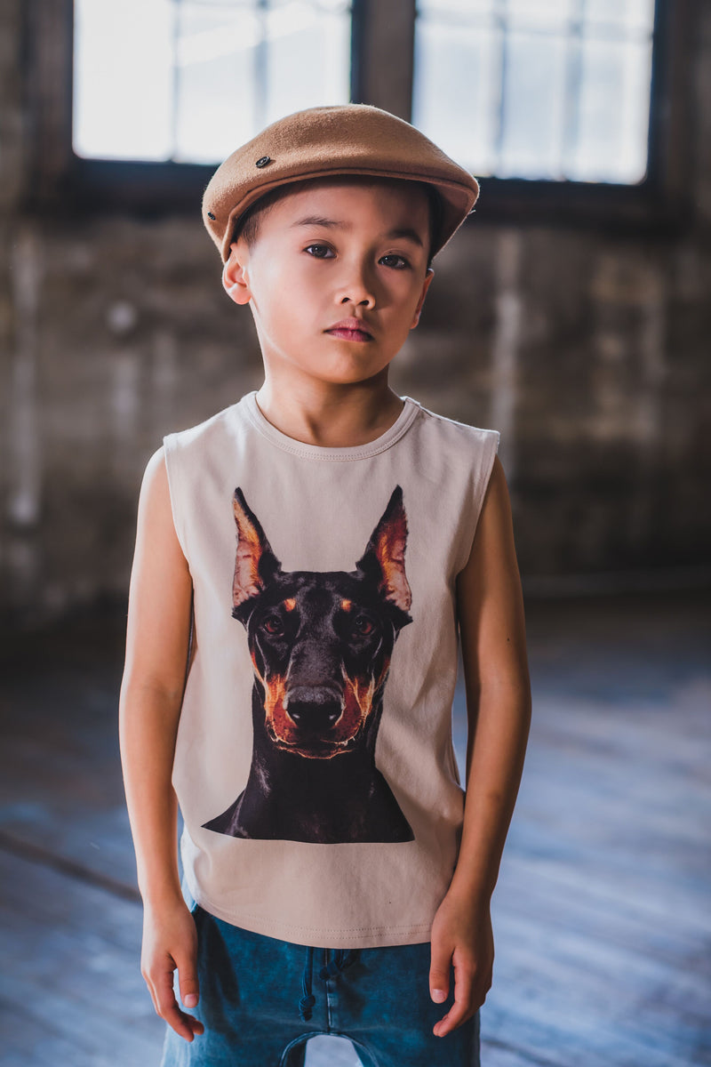 PRE-ORDER Rock Your Baby Loyalty Singlet - Threads for Boys