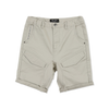 Indie Kids Styled Twill Pocket Short - Threads for Boys