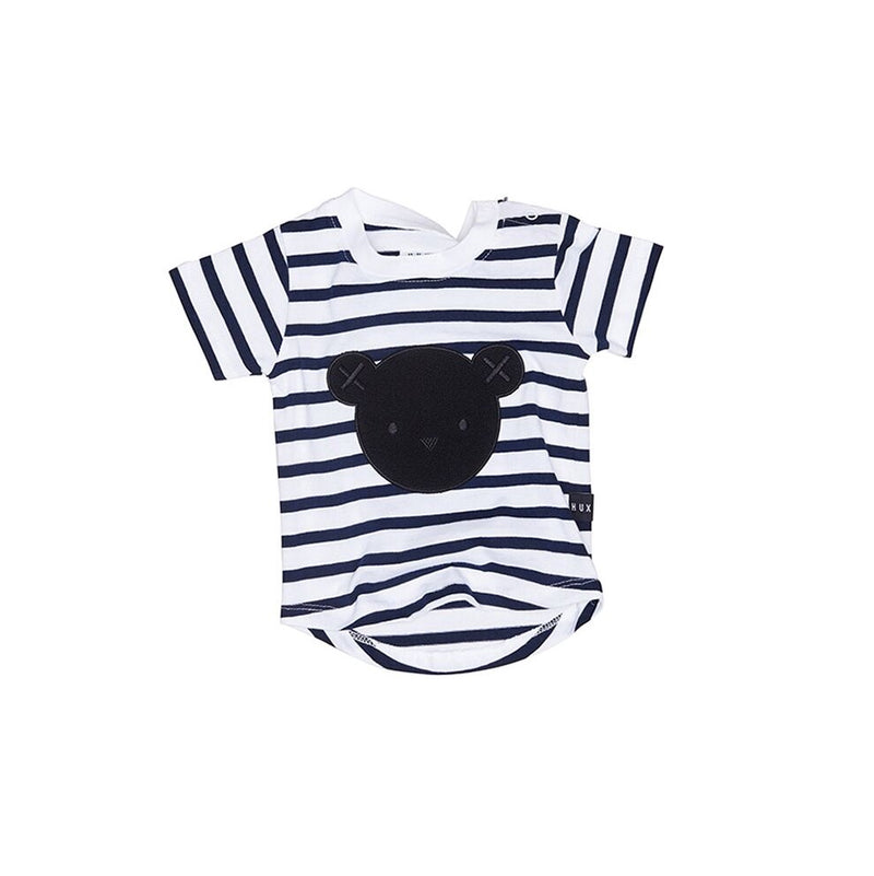 Huxbaby Stripe T-Shirt - Threads for Boys