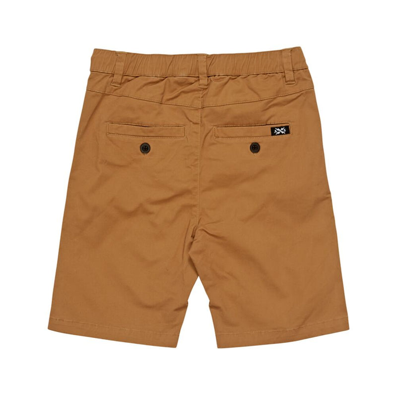 Alphabet Soup Venice Chino Short - Threads for Boys