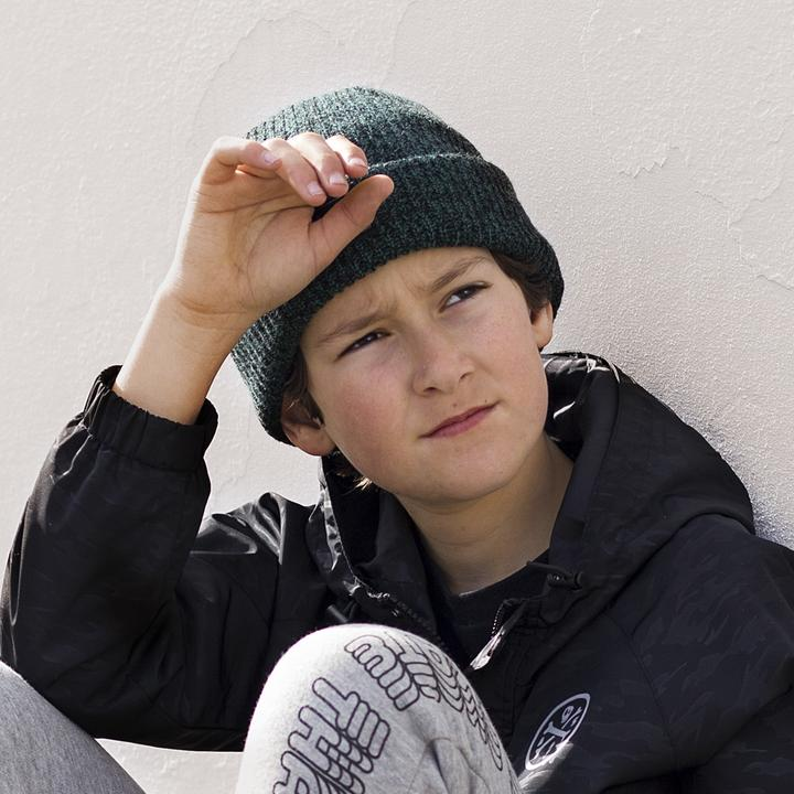 Alphabet Soup Thrills Beanie - Threads for Boys