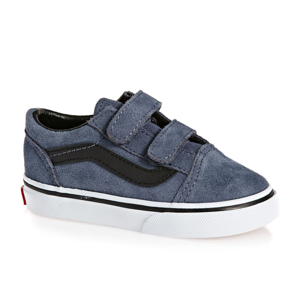 Vans Old Skool V Toddler Grisaille/Black - Threads for Boys